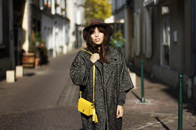 Manteaux Oversize, tendance hiver 2013 2014
