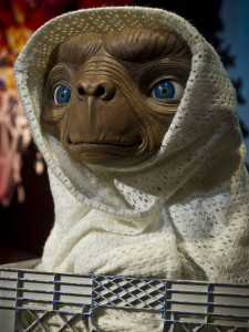 E.T l'extraterrestre