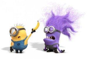 Minions psychopathe / Moi, Moche et Méchant 2