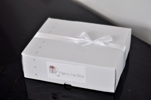 Marry Me Box