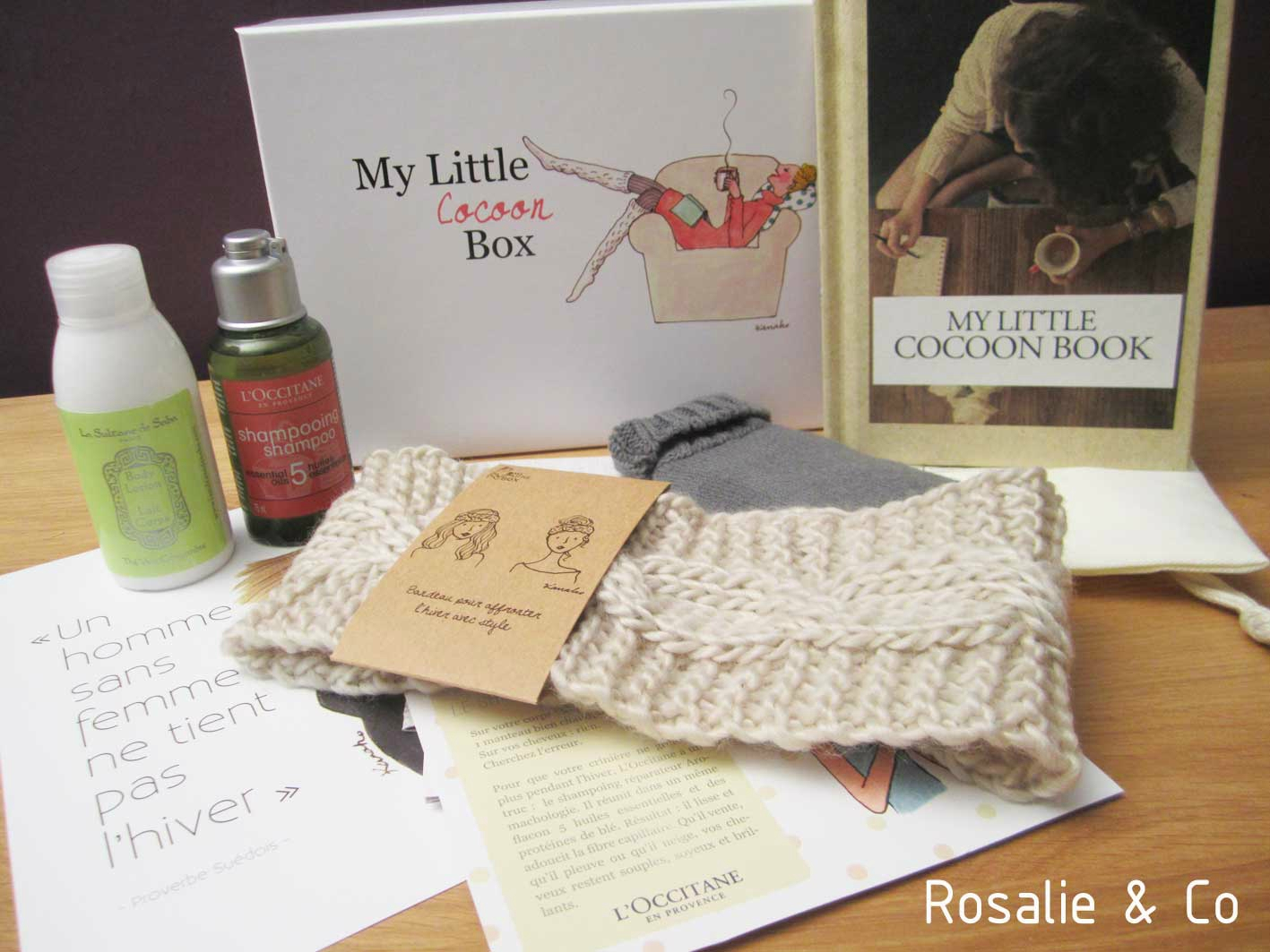 My Little Box / source photo : rosalieandco.canalblog.com