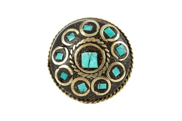 turquoise-metal-argente