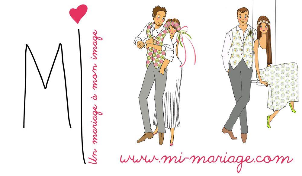 Souvent Faire-part Mi / Mariage - Miss ambre EB53