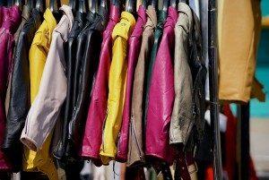 veste cuir vintage