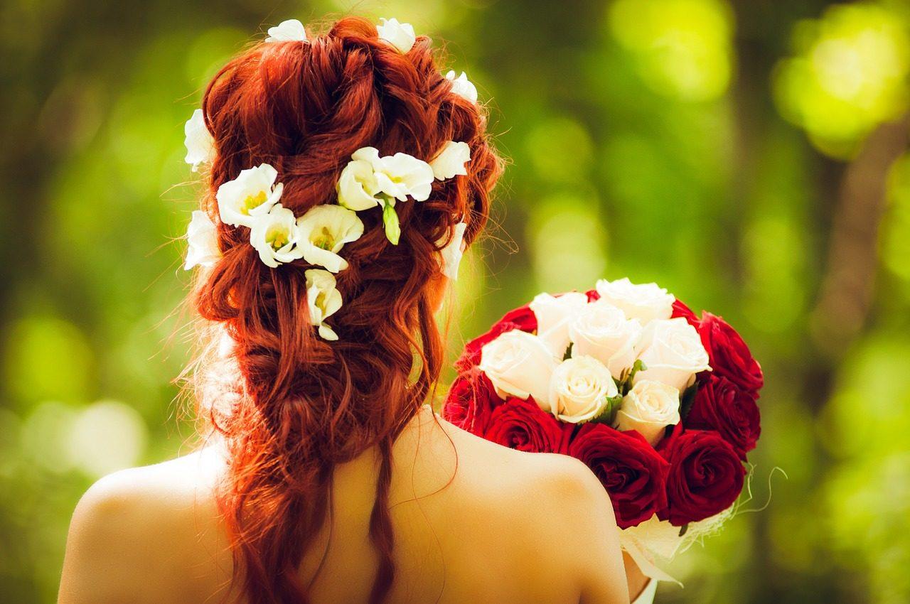 Mille et une idées de coiffure pour la mariée - Miss ambre